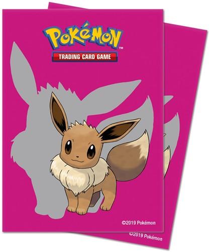 Pokemon Eevee 2019 Sleeves (65 stuks)