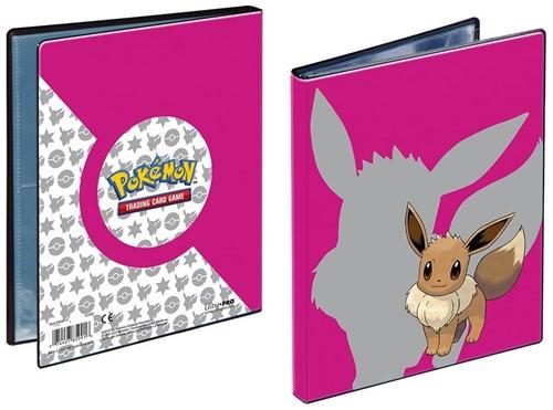 Pokemon - Eevee 2019 4-Pocket Verzamelmap