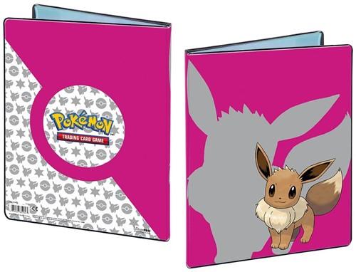 Pokemon - Eevee 2019 9-Pocket Verzamelmap