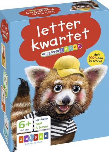 Veilig Leren Lezen - Letterkwartet