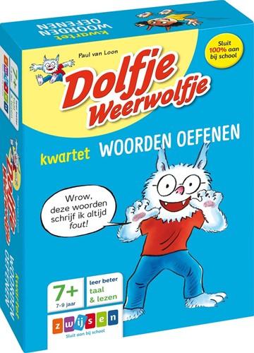 Dolfje Weerwolfje Kwartet - Woorden Oefenen