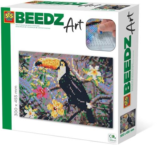 SES - Beedz art Toekan