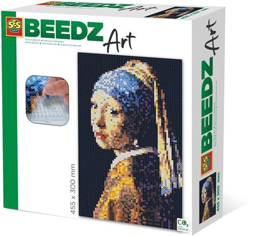 SES - Beedz art Vermeer - Meisje met de Parel