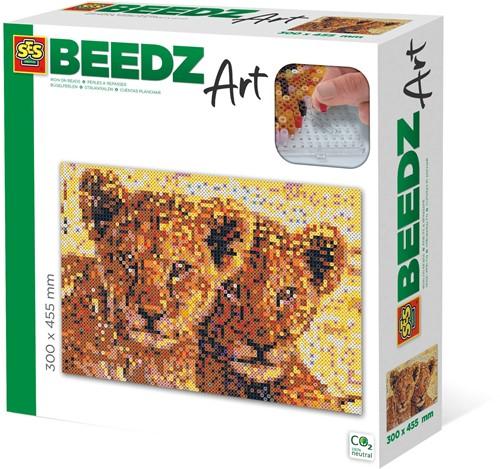 SES - Beedz Art Leeuwen Welpen