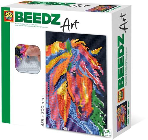 SES - Beedz Art - Paard Fantasie