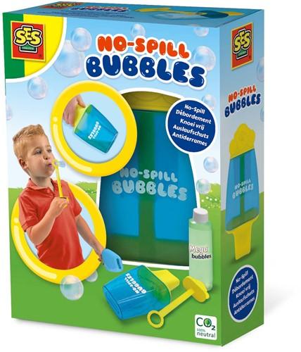 SES - Knoeivrije Bellenblaas Pot met Mega Bubbels