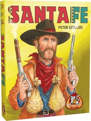 Santa Fe - Kaartspel (demo spel)