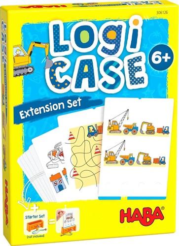 Logicase Uitbreiding - Bouwplaats