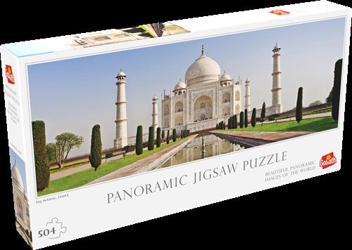 Taj Mahal India Puzzel (504 stukjes)