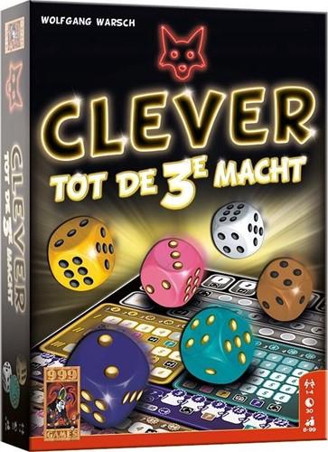 Clever tot de 3e Macht - Dobbelspel