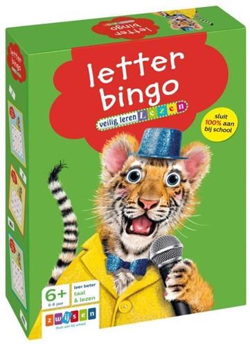 Letterbingo - Veilig Leren Lezen