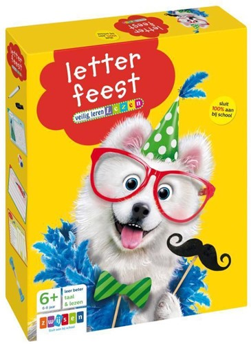 Letterfeest - Veilig Leren Lezen