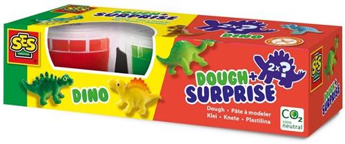 SES - Klei met Surprise Dino