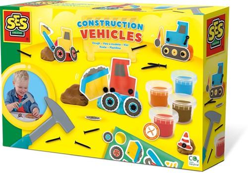 SES - Construction Vehicles Klei