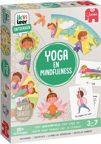 Ik leer Ontdekken - Yoga en mindfulness