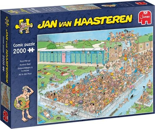 Jan van Haasteren - Bomvol Bad Puzzel (2000 stukjes)