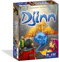 Djinn - Kaartspel