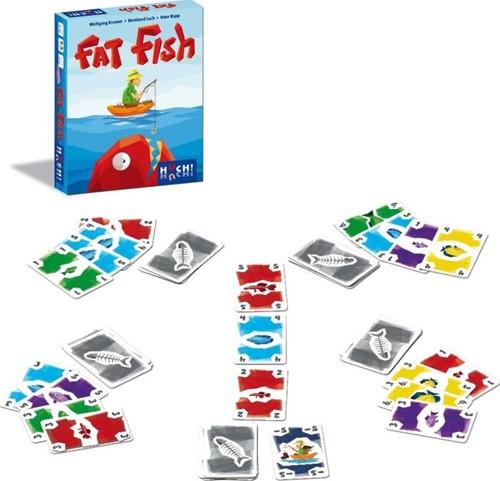 Fat Fish - Kaartspel-2
