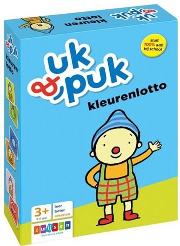 Uk & Puk - Kleurenlotto
