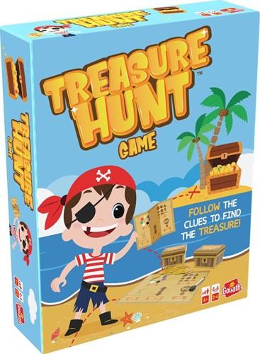 Treasure Hunt Spel