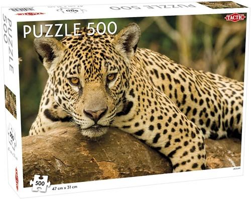 Jaguar Puzzel (500 stukjes)