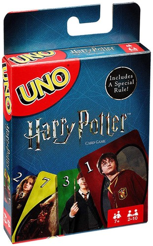 Uno - Harry Potter