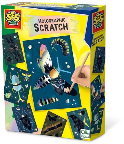 SES - Holografisch Scratch Insecten