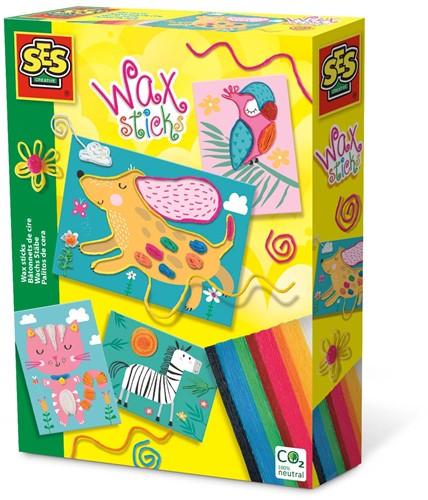 SES - Wax sticks