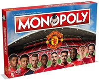 Monopoly - Manchester United 18/19