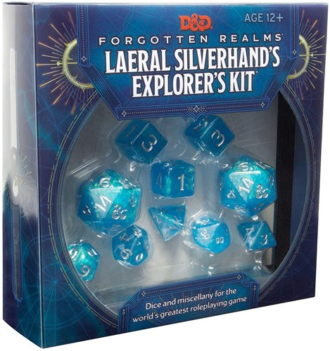 Dungeon & Dragons 5.0 - Laeral Silverhand's Explorer's Kit
