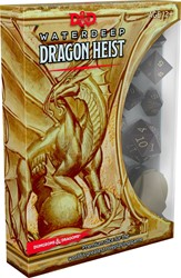 D&D Waterdeep - Dragon Heist Dice