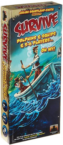 Survive Dolphins & Squids & 5-6 Players… Oh My!