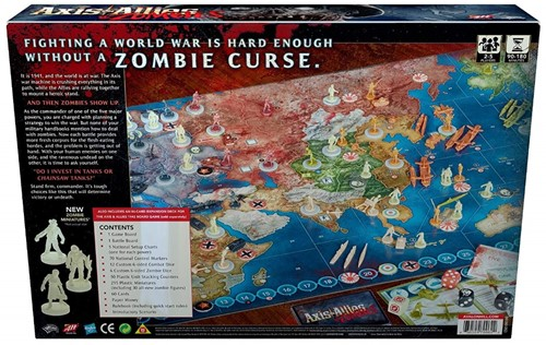 Axis & Allies & Zombies-2