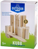 Outdoor Play - Kubb Game