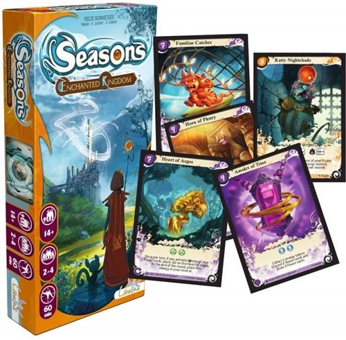 Seasons Expansion Enchanted Kingdom