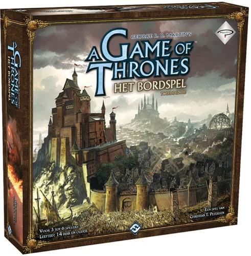 Game of Thrones Het Bordspel - Tweede Editie NL