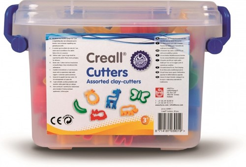 Cutters - 28 Uitsteekvormen