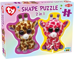 Ty - Beanie Boo's Vormpuzzel (2 in 1)