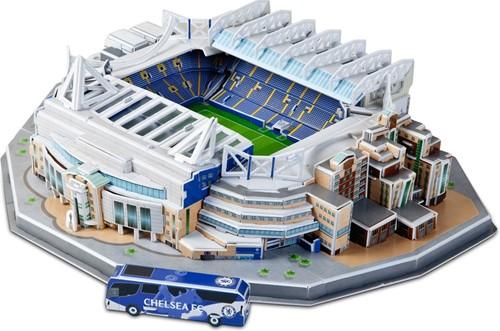 Chelsea - Stamford Bridge 3D Puzzel (171 stukjes)-2