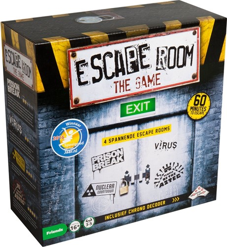 Escape Room Bordspel
