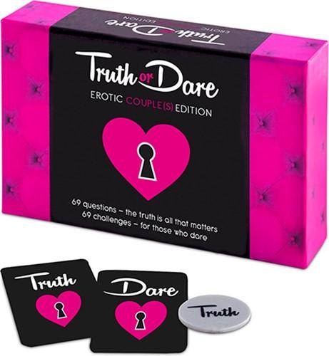 Truth or Dare - Erotic Couple(s) Edition