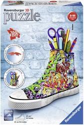Sneaker Graffiti 3D Puzzel (108 stukjes)