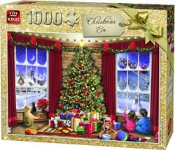Christmas Eve Puzzel (1000 stukjes)