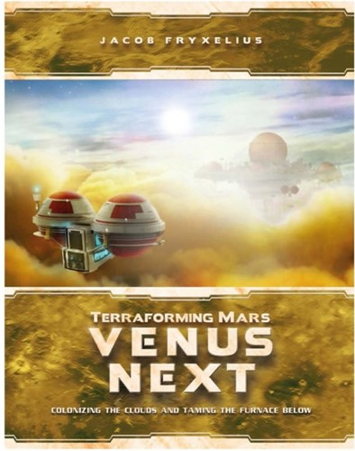 Terraforming Mars - Venus Next (Frans)