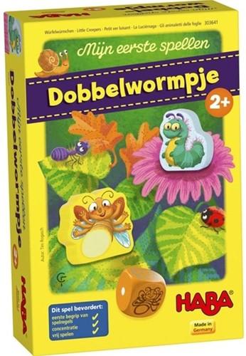 Mijn Eerste Spellen - Dobbelwormpje