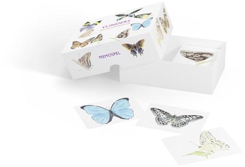 Vlinders - Memospel