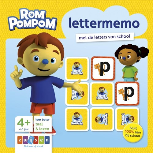 Rompompom - Lettermemo