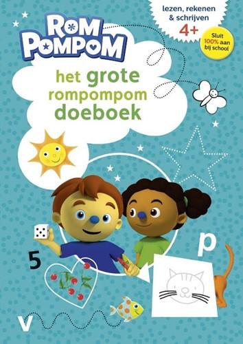 Rompompom - Het Grote Doeboek