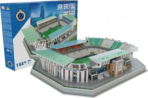 Club Brugge - Jan Breydel 3D Puzzel (145 stukjes)