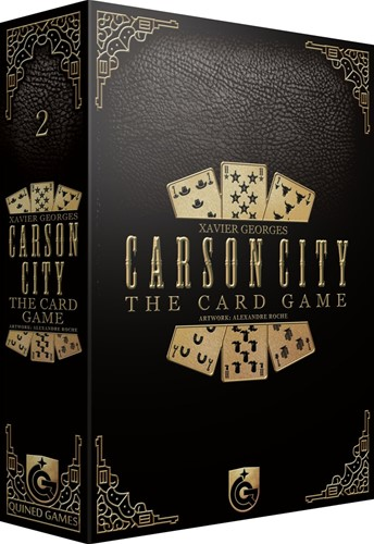 Carson City - The Card Game